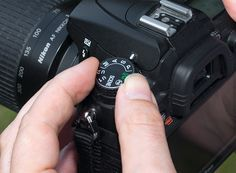 Best camera settings for sports photography - step 3