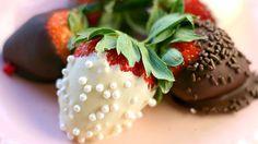 Gourmet Chocolate-Covered Strawberries