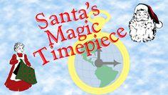 """Santa's Magic Timepiece"" @ Lambert Hall (Houston, TX)"