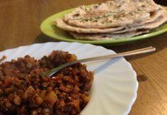 Currys lencse indiai módra