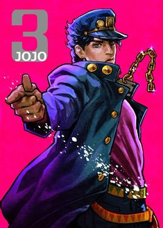 Jojo part Jotaro Kujo Bizarre Art, Jojo Bizarre, Jojo's Bizarre Adventure, Kars Jojo, Umaru, Manga Anime, Johnny Joestar, Jonathan Joestar, Gurren