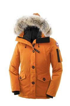 canada goose parka fake fur