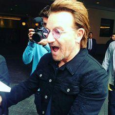 Bono signing in the Four Seasons Hotel in Mexico Credits: @snbonito @ali_med768 @bonork . . . . . #U2 #Bono #BonoVox #TheEdge #Edge #AdamClayton #LarryMullen #LarryMullenJr #AliHewson #AliStewart #AlisonStewart #AlisonHewson #PaulHewson #Friends #Ireland #Irish #DavidEvans #PaulDavidHewson #DavidHowellEvans #AdamCharlesClayton #LawrenceMullen #lawrencejosephmullen