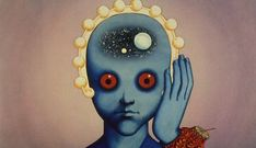 """From """"Fantastic Planet"""" (""""Le Planete Sauvage"""") - A masterpiece everyone should see by Rene Laloux."""