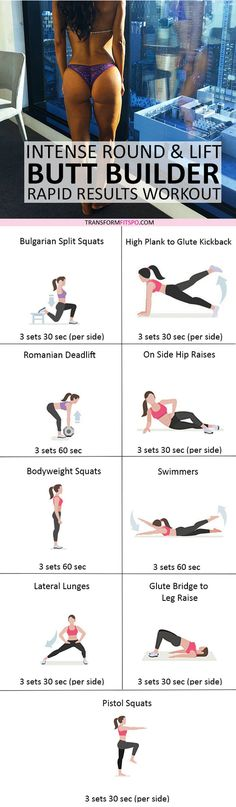 Re pin and share if this workout helped build your butt! Click the pin for the full workout. Fitness Workouts, Sport Fitness, Fitness Motivation, Health Fitness, Yoga Fitness, Butt Workouts, Workout Diet, Fitness Tracker, Fitness Inspiration