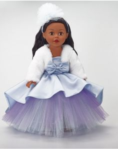 18″ Doll Options ~ There are more than you think!