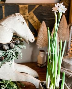 Carried Away Antiques (@carriedawayantiques) • Instagram photos and videos Christmas Greenery, Dinosaur Stuffed Animal, Moose Art, Photo And Video, Antiques, Videos, Photos, Animals, Instagram