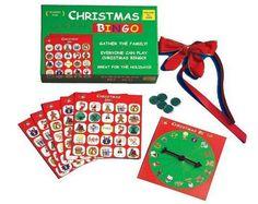 The Playful Otter: Christmas Bingo