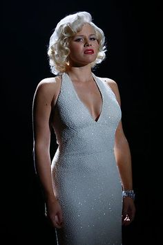 "Megan Hilty as Ivy Lynn playing Marilyn Monroe in ""Bombshell"" 