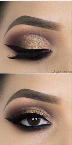 34 Glamour Eyeshadow Ideas and Images! Eyeshadow Basics Everyone Should Know! Part 34 34 Glamour Eyeshadow Ideas and Images! Eyeshadow Basics Everyone Should Know! Part eyeshadow looks; eyeshadow looks step by step Natural Eye Makeup, Blue Eye Makeup, Eye Makeup Tips, Makeup Inspo, Beauty Makeup, Makeup Ideas, Makeup Products, Makeup Looks For Brown Eyes, Eyemakeup For Brown Eyes