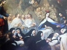 LA MUERTE DE SANTA TERESA DE JESUS. TEMPLO DEL CARMEN, SAN LUIS POTOSI. by Tach Jrez. Hra., via Flickr