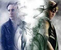Tom Hiddleston/Loki ooooooooohhhh!!! Sooooo pretty!! #FanArt
