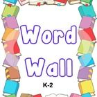 Word Wall - Entire Set 100 Most Frequently Used Words Word Study, Word Work, Creative Teaching, Teaching Ideas, Teaching Reading, Word Wall Displays, Back To School Activities, Writing Activities, Writing Ideas