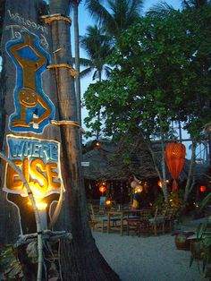 ✿ ❤ The Where Else Resort, Koh Lanta, Southern Thailand Round The World Trip, Travel Around The World, Thailand Travel, Asia Travel, Kho Lanta, One Night In Bangkok, Khao Lak Beach, Lamai Beach, Seaside Garden