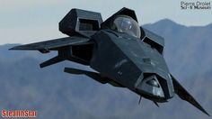 Pierre Drolet Sci-Fi Museum - StealthStar