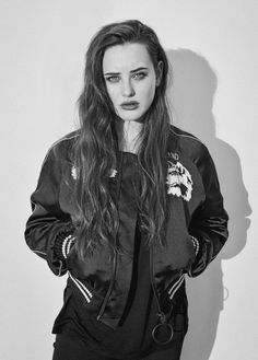 Katherine Langford - W Magazine Photoshoot 2017