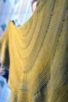Ravelry: Glacier Sweep pattern by Stephen West