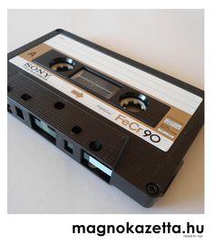 vintage cassette  SONY FeCr 90