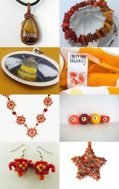 Hot July Trends by @branchbeads  by Sarah Robertshaw on Etsy--Pinned with TreasuryPin.com