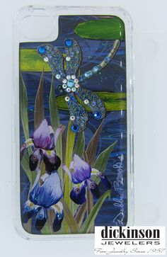 Stop by to see our selection of Debbie Brooks iPhone and iPad cases.  We sell the complete collection at our store Renaissance Fine Jewelry. Find us at www.vermontjewel.com, Facebook, twitter and at 1-802-251-0600.