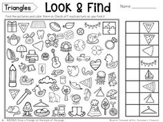 Free Hidden Picture Activities