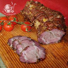 Cold Cuts, Kielbasa, Smoking Meat, Meat Recipes, Sausage, Steak, Pork, Food And Drink, Menu