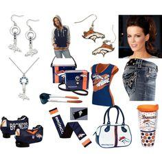Denver Broncos, created by teriessa-culpepper