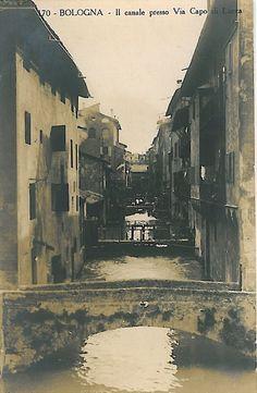 Bologna Città della Seta: Canale di Reno in Via Capo di Lucca - Foto Antonio Brighetti