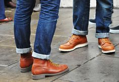Boots and Denim: can't go wrong
