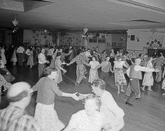 Official State Folk Dance: Square Dance. Designated by HCR 153, 72nd R.S. (1991) authored by Rep. Edmund Kuempel and sponsored by Sen. Bill Sims. [Image by flickr user Seattle Municipal Archives] Read the resolution at: http://www.lrl.state.tx.us/scanned/sessionLaws/72-0/HCR_153.pdf