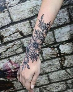 Meaningful Wrist Tattoos, Cool Wrist Tattoos, Dope Tattoos, Black Tattoos, Body Art Tattoos, Tatoos, Cover Up Tattoos For Women, Wrist Tattoos For Women, Wrist Tattoo Cover Up