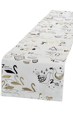 Nordstrom at Home Nordstrom at Home Twelve Days Table Runner available at #Nordstrom