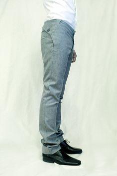Men Trousers, Mens Dress Pants, Men Dress, Suit Fashion, Fashion Pants, Mens Fashion, Fashion Outfits, Boho Fashion, Mode Man
