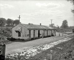 GROSSE ILE: Original railway station (unknown) by DownriverThings, via Flickr