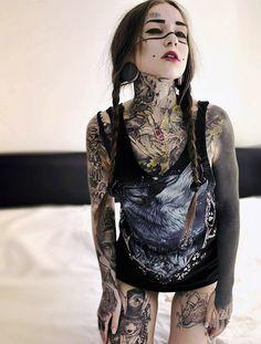Lotsa ink
