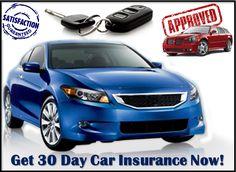 Auto Insurance New Car 30 Days