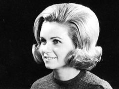 60s hair - The Flip..I have a picture with this exact hairdo. I have pictures with my hair like this. Very popular back then!!!