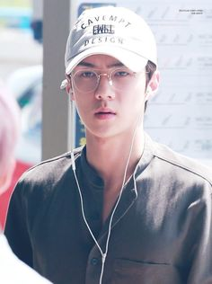 "Sehun PICTURES on Twitter: ""I live for these look esp that spec… """