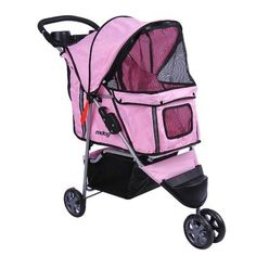 Shop for Front and Rear Entry Pet Stroller. Get free delivery On EVERYTHING* Overstock - Your Online Dog Supplies Store! Cat Stroller, Jogging Stroller, Large Dog Crate, Wireless Dog Fence, Pet Gear, Dog Car Seats, Cat Carrier, Best Dog Training, Dog Supplies