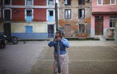 Nel distretto di Lalitpur, in Nepal. (Navesh Chitrakar, Reuters/Contrasto)
