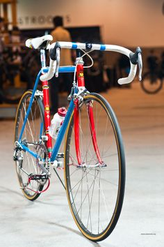 such a classic looking GANGL at #NAHBS 2013 via Urban Velo