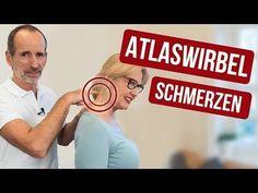 Atlaskorrektur - Diese Übungen können bei HWS-Schmerzen helfen   Liebscher & Bracht - YouTube