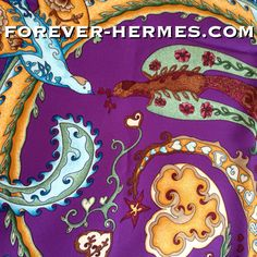 In our store!! http://forever-hermes.com #ForeverHermes the iconic Hermes #Paris couture silk scarf De Tout Coeur meaning With All My Heart by Zoe Pauwels is the best ever gift to your loved ones or to yourself! It features a multitude of #heart designs, #swan #love feel and #Lovers #lovebirds #horse #flower #unicorn in this #Valentine #purple color! #Necktie for the #dapper #gentleman #walldecor #menswear #mensfashion #menstyle #womensfashion #womenswear #Hermes