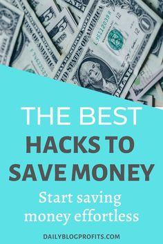 Struggling to save money? Check this article with the best money saving hacks and tips. Also, discover some simple but effective ideas and tricks to save money automatically. Save Money On Groceries, Ways To Save Money, How To Make Money, Groceries Budget, Money Saving Challenge, Money Saving Tips, Money Tips, Budgeting Finances, Budgeting Tips