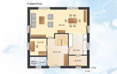 Blankenese   Häuser und Grundrisse   Fertighaus und Energiesparhaus   Danhaus - Das 1 Liter Haus