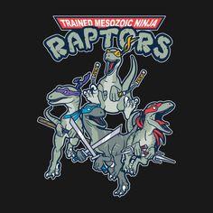 Jurassic World 2015, World Movies, Teenage Mutant Ninja Turtles, T Rex, Tmnt, Best Funny Pictures, Cool T Shirts, Pop Culture, Culture Shirt