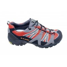 S-KARP Trail Runner - SX, Red, Speed Hiking shoes with Vibram sole Hiking Shoes, Sketchers, Trekking, Trail, Urban, Boots, Sneakers, Casual, Red