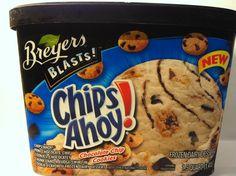 Ice Cream Menu, Ice Cream Desserts, Dude Food, Weird Food, Ice Cream Flavors List, Breyers Ice Cream, Food Shopping List, Hershey Syrup, Crazy Food