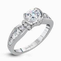 Moyen and Co Jewellers - Catering to Westlake Village and Los Angeles. Beautiful Diamond Ring - engagement wedding bridal diamonds jewelry simong www.moyenco.com