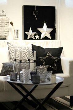 Cómo decorar tu salón en invierno, sin